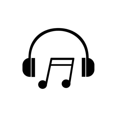 music hits icon element of music icon for mobile concept and web apps. Thin line music hits icon can be used for web and mobile. Premium icon on white background.