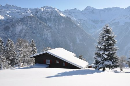 Braunwald, Switzerland photo