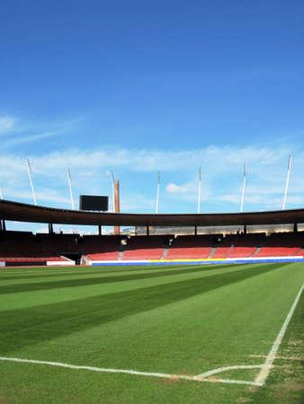 zurich: Stadium Stock Photo