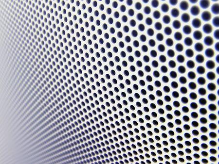 Metal mesh texture (shallow DOF) Stock Photo - 6159179