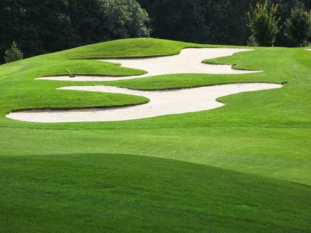 Golf course Stock Photo - 6158755