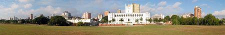 Paraguay: Palais pr�sidentiel Lopez � Asunci�n, Paraguay