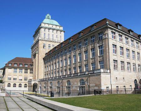 zurich: Zurich university