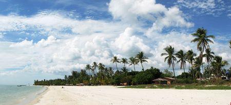 Panorama of Langkawi island, Malaysia photo