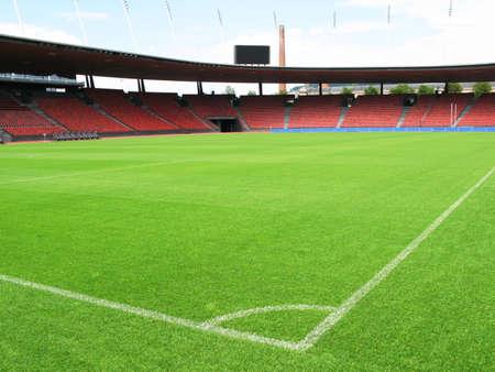 tribune: Soccer stadium