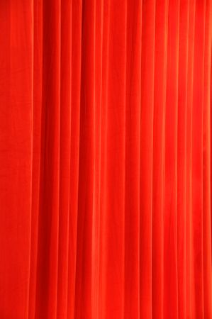 Red drapes Stock Photo - 6159386
