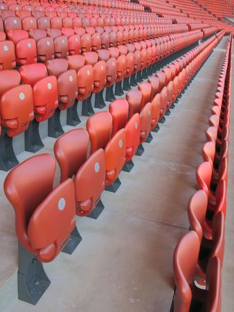 worldcup: Red seats