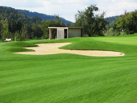 Golf course Stock Photo - 6160056