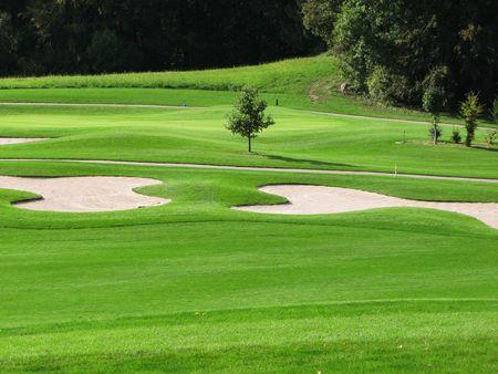 Golf course Stock Photo - 6160038