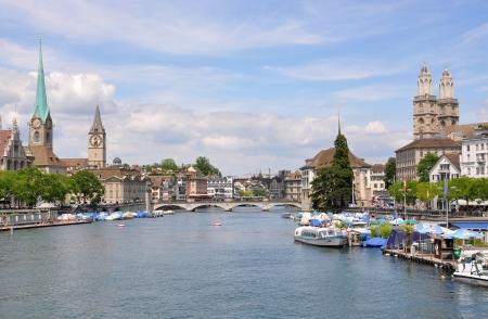 zurich: Zurich downtown