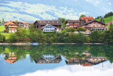Lungerer See, Schweiz