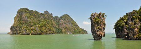 James Bond Island, Phang Nga, Thailand  Stock Photo - 9092124