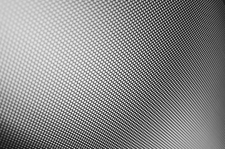 cribriform: Metal mesh texture (shallow DOF)