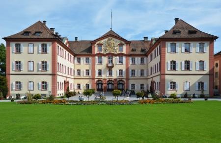 manor house: Baroque palace  Mainau island, Germany