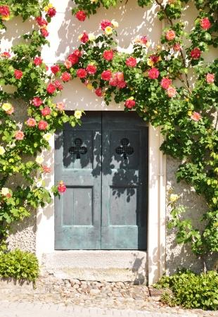 bellagio: Villa Serbelloni in Bellagio at the famous Italian lake Como Stock Photo