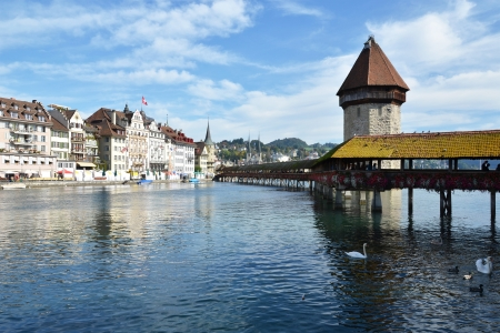 Lucerne, Switzerland photo