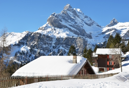 Braunwald, Suisse photo
