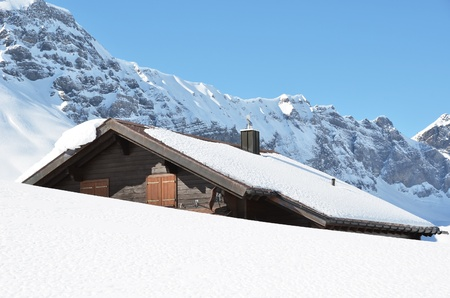Maison de vacances � Melchsee-Frutt, Suisse photo