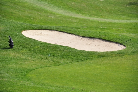 Golf course Stock Photo - 20315651