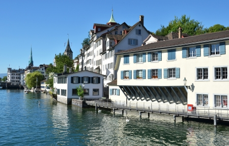 gabled: Zurich