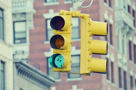 traffic building: Traffic light