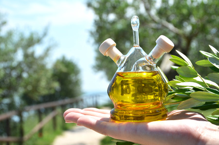 maturation: Olive oil. Sirmione, Italy