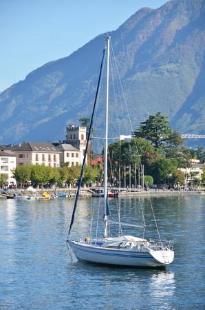 ticinese: Ascona, Switzerland
