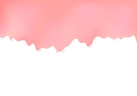 Abstract pastel gradient background.Vector illustration.