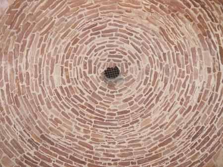 round stone dome