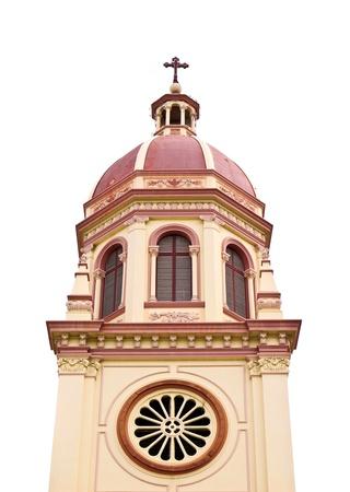 Santa Cruz Portuguese Church in Bangkok, thailand photo