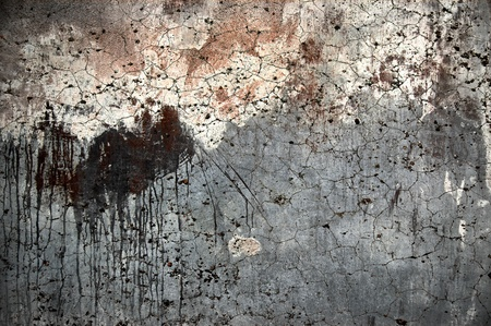 Texture of grunge old wall background photo