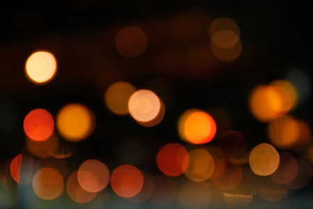 abstract of bokeh background photo