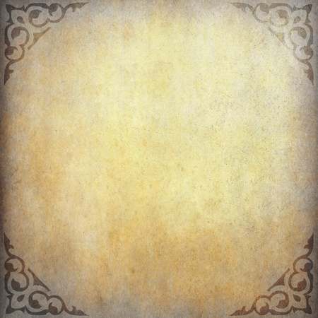 Grunge paper background with copy space photo