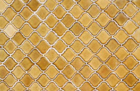 Ceramic mosaic texture for background photo