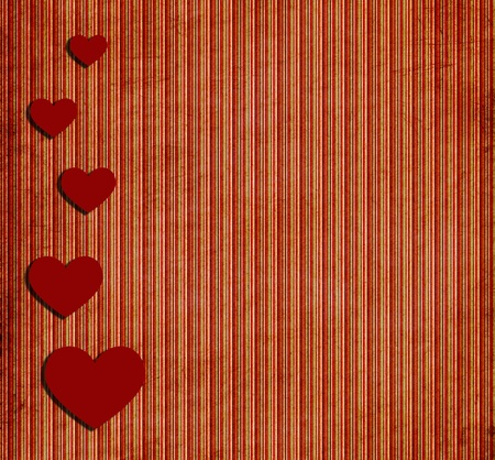 copy sapce: vintage background with heart shape and copy sapce Stock Photo