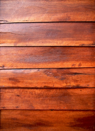 Old wood plank brown texture for background  photo