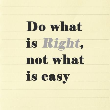 Inspirierend Zitat durch unbekannten Quelle auf Briefpapier Hintergrund Standard-Bild - 23017806