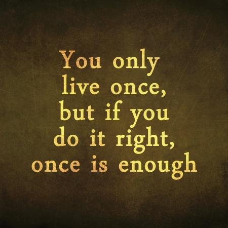Inspirational motivierend Zitat auf alten Grunge-Hintergrund Standard-Bild - 24201378
