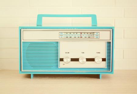transistor: Retro Radio