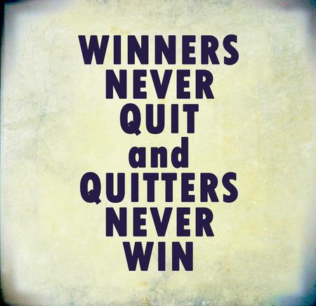 motivational: Inspirational motivating quote on old grunge background