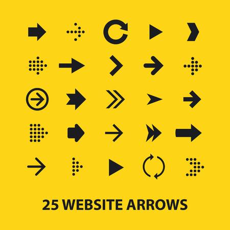arrow icons: Arrow Icons Set