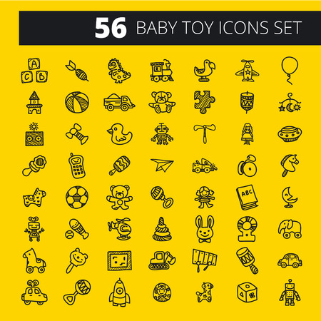 diaper pin: Baby Toy Icons