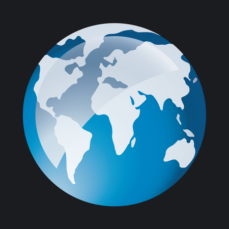 Global Icon Vectores