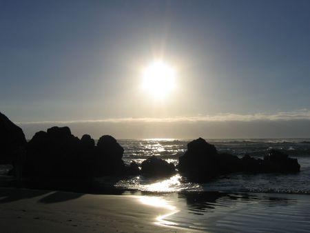 Cannon Beach Sunset 6 photo