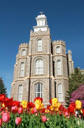 Logan Utah temple of the Church of Jesus Christ of Latter-day Saints