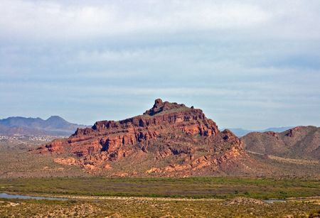 Red Mountain in MesaPhoenix Arizona