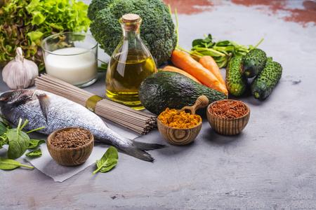 Pagano diet food mix