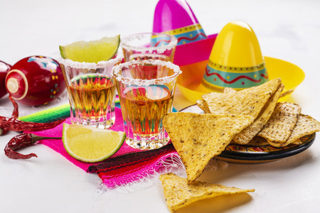 Cinco de Mayo celebration background