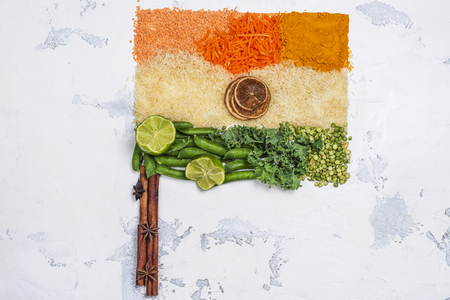 India independence day concept