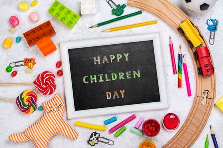 Children day background